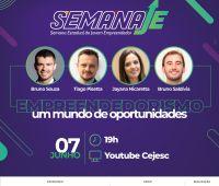 Cejesc promove Semana Estadual do Jovem Empreendedor