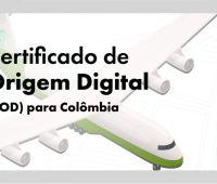 FACISC sai na frente e está apta a emitir Certificado de Origem digital para Colômbia