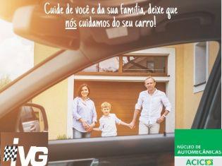 Núcleo de Automecânicas de Curitibanos confirma IVG 2021