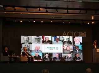Homenagens marcam a celebração dos 77 anos da Acic