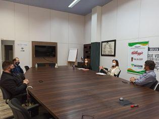 Acislo e Assistência Social discutem chegada de imigrantes no município