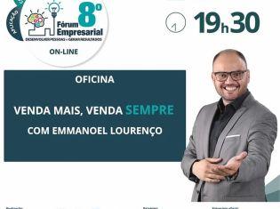 Em Maravilha, Fórum Empresarial promove oficina nesta quarta e