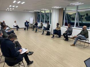 Diretoria da Acib discute estratégias para gestão 2021/2023