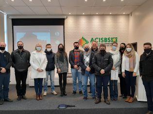 Acisbs cria Escola de Coordenadores