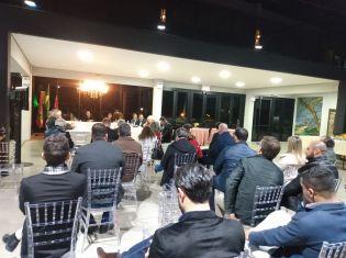 Saneamento é destaque em plenária da Facisc na regional Norte