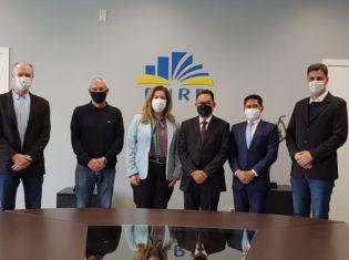 Acib recebe embaixador da Indonésia e debate parcerias entre os