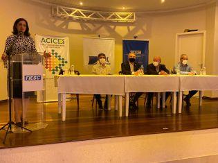 """ACIC, FIESC e CDL promoveram """"Diálogo com Empresários"""""""